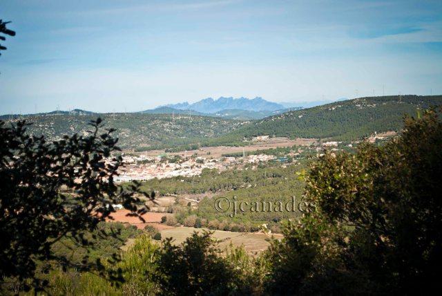 Begues i Montserrat