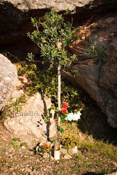 A qualsevol racó de la muntanya podem trobar mostres d'espiritualitat