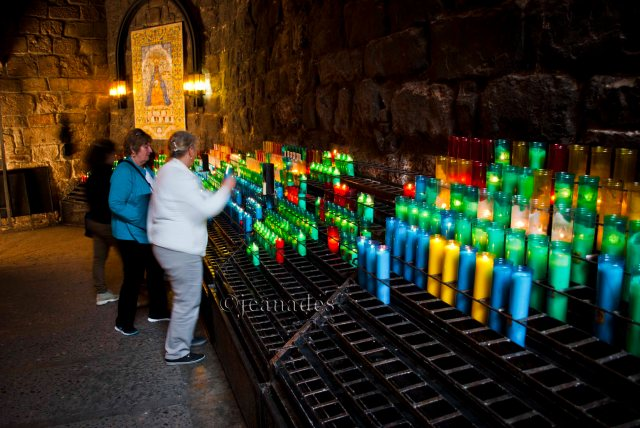 Ciris a la Mare de Deu de Montserrat