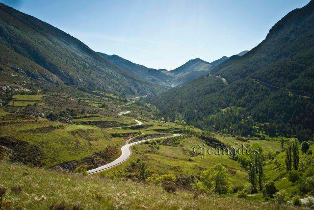 Vall del riu Cereneres