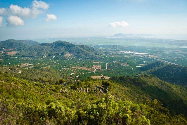 Ribera del Xúquer i Muntanya de Cullera