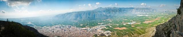 Panoramica de la Valldigna