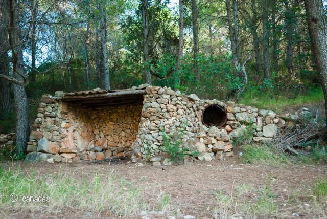 Refugi de pedra seca