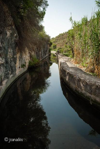 Canal d'aigua