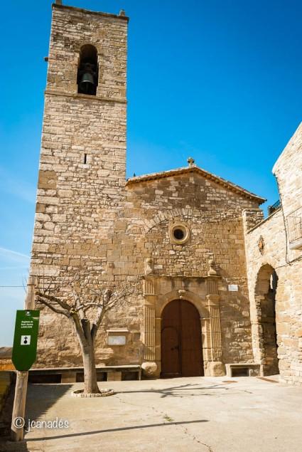 Església de Sant Jaume a Bellbeí